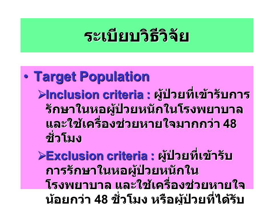 เอกสารอ้างอิง นลินี อัศวโภคีและคณะ, ประสบการณ์ด้านโรคติด เชื้อในประเทศไทย, สมาคมโรคติดเชื้อแห่งประเทศ ไทย, พิมพ์ครั้งที่ 2, 2537 : 134 - 135 นลินี อัศวโภคีและคณะ, ประสบการณ์ด้านโรคติด เชื้อในประเทศไทย, สมาคมโรคติดเชื้อแห่งประเทศ ไทย, พิมพ์ครั้งที่ 2, 2537 : 134 - 135 สมพร สันติประสิทธิกุล, ชมรมควบคุมโรคติดเชื้อใน โรงพยาบาลแห่งประเทศไทย (2543), กันยายน - ธันวาคม 2543, ปีที่ 10 ฉบับที่ 3 ( จุลสาร ) สมพร สันติประสิทธิกุล, ชมรมควบคุมโรคติดเชื้อใน โรงพยาบาลแห่งประเทศไทย (2543), กันยายน - ธันวาคม 2543, ปีที่ 10 ฉบับที่ 3 ( จุลสาร ) สมพร สันติประสิทธิกุล, ชมรมควบคุมโรคติดเชื้อใน โรงพยาบาลแห่งประเทศไทย (2544), มกราคม - เมษายน 2544, ปีที่ 11 ฉบับที่ 1( จุลสาร ) สมพร สันติประสิทธิกุล, ชมรมควบคุมโรคติดเชื้อใน โรงพยาบาลแห่งประเทศไทย (2544), มกราคม - เมษายน 2544, ปีที่ 11 ฉบับที่ 1( จุลสาร ) Chirstopher E.