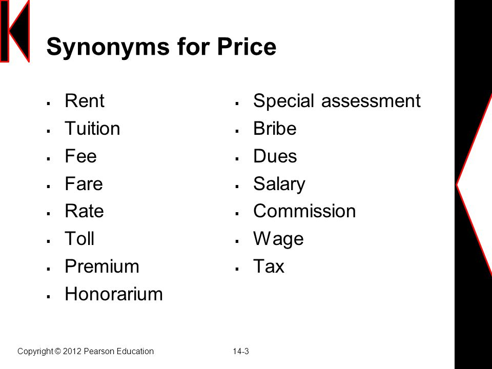 The Internet Changes the Pricing Environment – By Providing Information Copyright © 2012 Pearson Education 14-4
