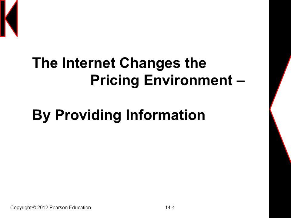 Q & A Copyright © 2012 Pearson Education 14-35
