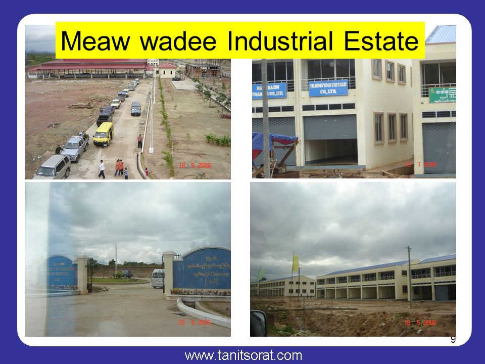 9 Meaw wadee Industrial Estate