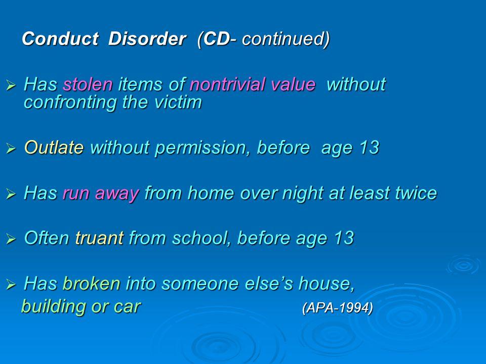 ปัจจัยครอบครัวเสี่ยง  พ่อ แม่ ที่เลี้ยงลูกด้วยตัวคนเดียว  ฐานะยากจน  สุขภาพจิตของผู้ปกครอง  ภาวะว่างงาน  ครอบครัวใหญ่  การกระทำผิด ก่อคดีในครอบครัว (Utting D,2004) (Utting D,2004)