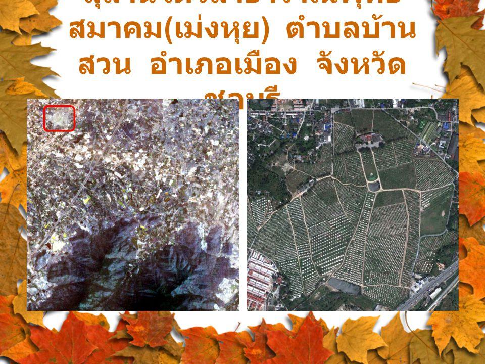 สุสานไตรสาธาราณพุทธ สมาคม ( เม่งหุย ) ตำบลบ้าน สวน อำเภอเมือง จังหวัด ชลบุรี