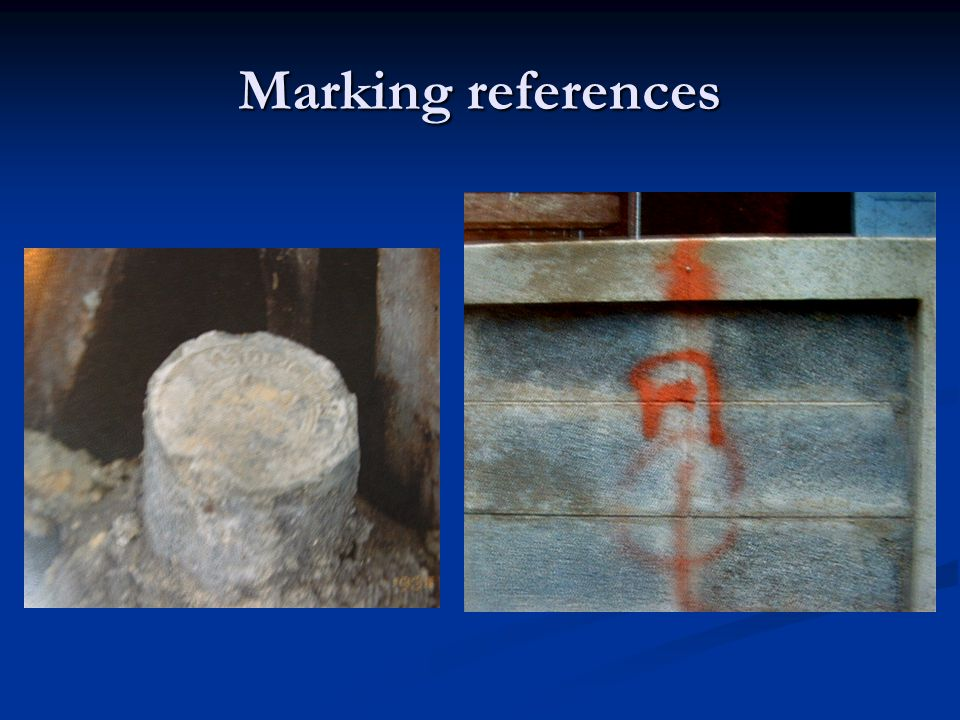 Marking references