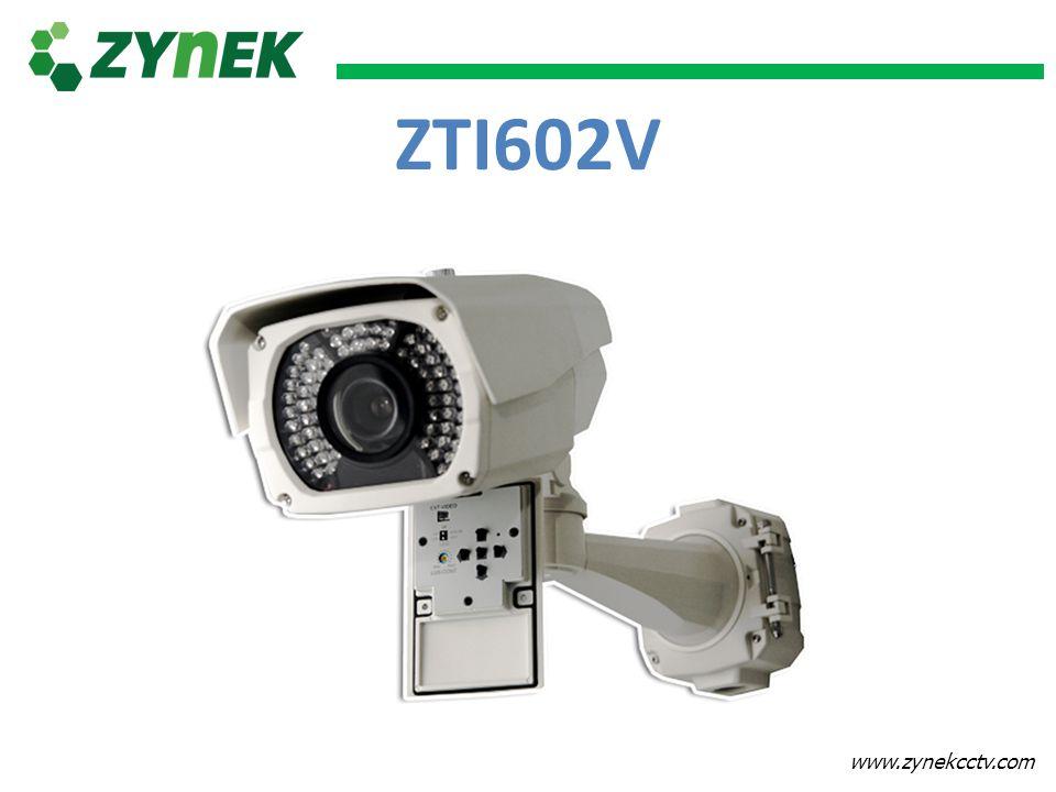 www.zynekcctv.com IVS DVR SERIES. ZTI602V