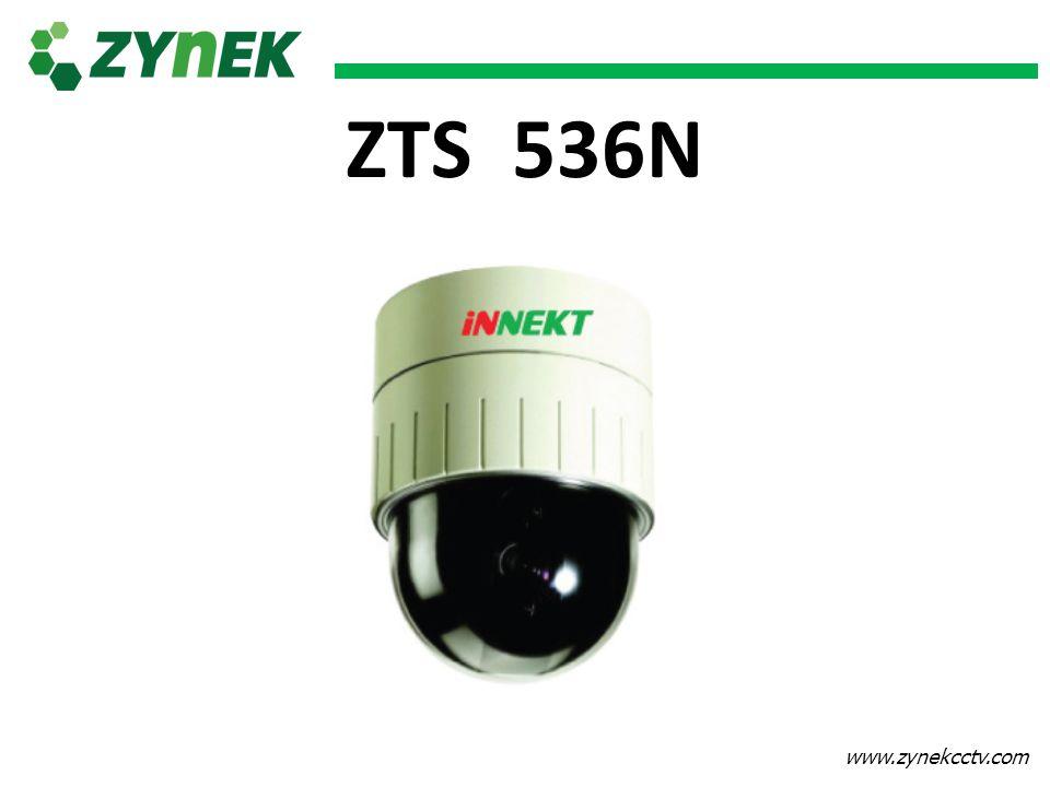www.zynekcctv.com IVS DVR SERIES. ZTS 536N