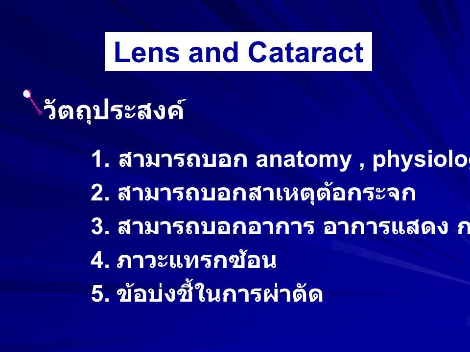 Posterior subcapsular cataract