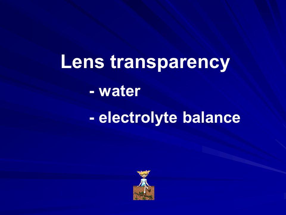 สาเหตุอื่น ♦ Traumatic cataract ♦ secondary cataract Lens - induced glaucoma  Phacomorphic glaucoma  Phacolytic glaucoma