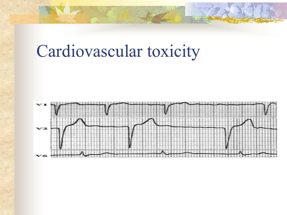 Cardiovascular toxicity
