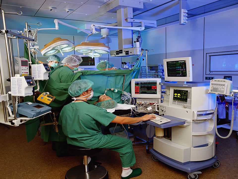 The primary goal of the anesthetist ☺ to see the patient safety and comfortably through procedure