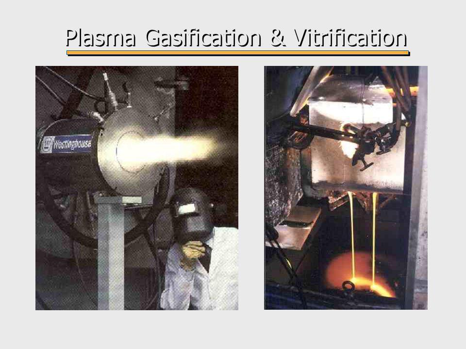 Plasma Gasification & Vitrification