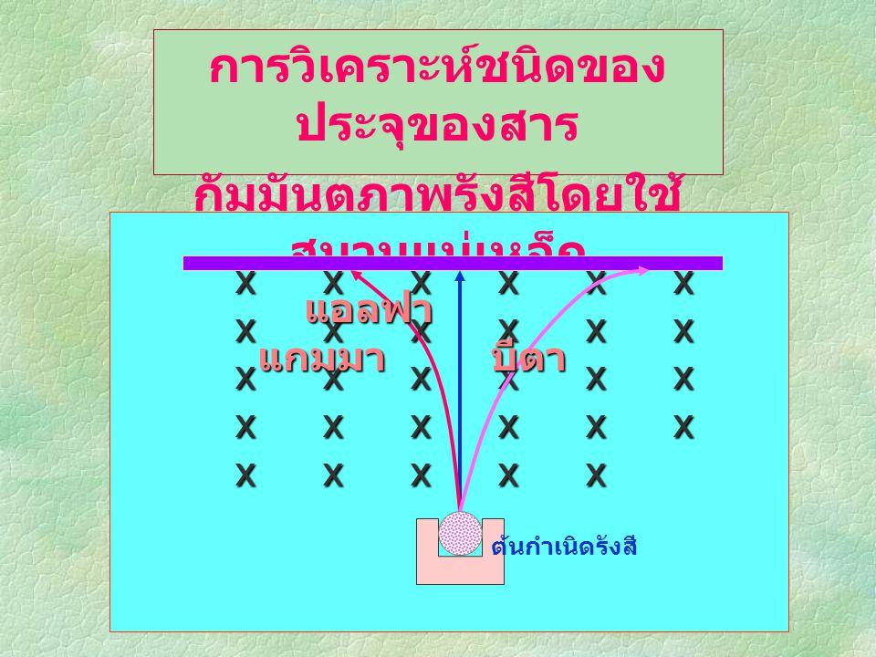 นิวเคลียสและ ไอโซโทป นิวคลีออน คือ อนุภาคที่รวมตัวกันอยู่ภายใต้ นิวเคลียส ซึ่งหมายถึง โปรตอน (proton, 1 H 1 ) และนิวตรอน (Neutron, 1 n 0 ) ในนิวเคลียสมี สัญลักษณ์เป็น A X Z โดย X เป็นสัญลักษณ์ของนิวเคลียสใดๆ A เป็นเลขมวลของธาตุ (mass number) หมายถึง จำนวน นิวคลีออน หรือ เป็นเลขจำนวน เต็มที่มีค่าใกล้เคียงกับมวล อะตอม ในหน่วย U ของธาตุนั้น Z เป็นเลขอะตอม หมายถึง จำนวน โปรตอนภายใน Nucleus