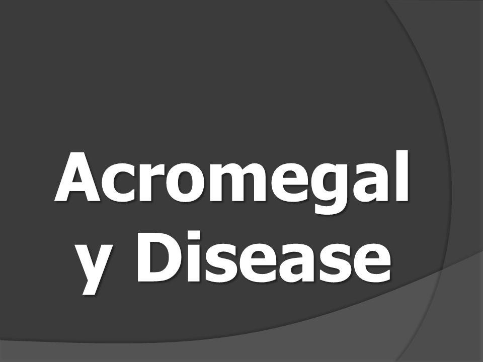 โรค Acromegaly สาเหตุ เกิดจาก Growth Hormone สาเหตุ เกิดจากต่อมใต้สมองทำงาน ผิดปกติหลั่ง Growth Hormone สูงมากในวัยผู้ใหญ่