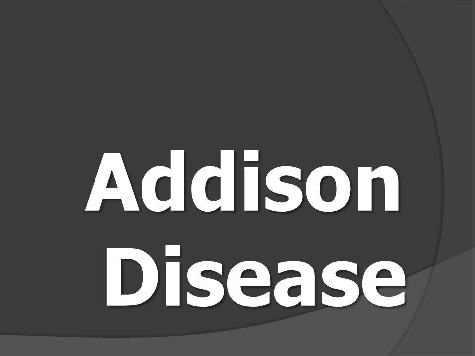 Addison Disease