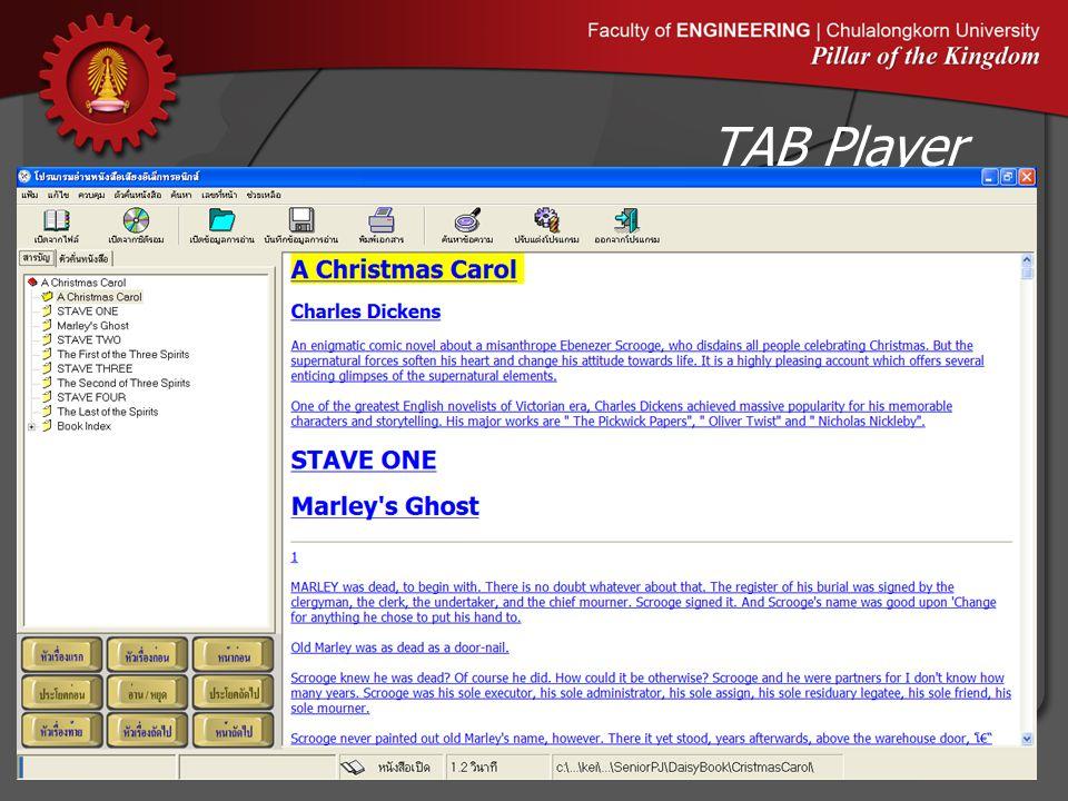 TAB Player