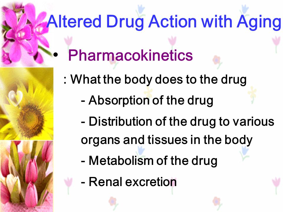ตารางที่ 3 แสดงรายการยาที่ส่งผลกระทบต่อการทำกิจวัตรประจำวัน (Functional Ability) อาการไม่พึงประสงค์ยาที่อาจจะเป็นสาเหตุ Cognitive Impairment, Delirium, Depression, Dementia ยาที่มีฤทธิ์ Anticholinergics, ยาสงบ ระงับ, Dopamine Agonist (เช่น Levodopa), ยาลดความดันโลหิตสูง(เช่น Methyldopa) หกล้ม (Falls)ยากลุ่ม Benzodiazepines (เช่น Diazepam), ยาลดความดันโลหิตสูง (เช่น Prazosin), ยาต้านซึมเศร้า (เช่น Amitriptyline), ยารักษาโรคจิตประสาท (เช่น Chlorpromazine) ท้องผูก (Constipation)ยาที่มีฤทธิ์Anticholinergics (เช่น Diphenhydramine), ยาระงับปวดกลุ่ม Narcrotic (เช่น Codeine, Morphine), เรซิน (Cholestyramine), ยาที่มีประจุ บวก (เช่น Iron, Aluminium), Verapamil, Vincristine ภญ.