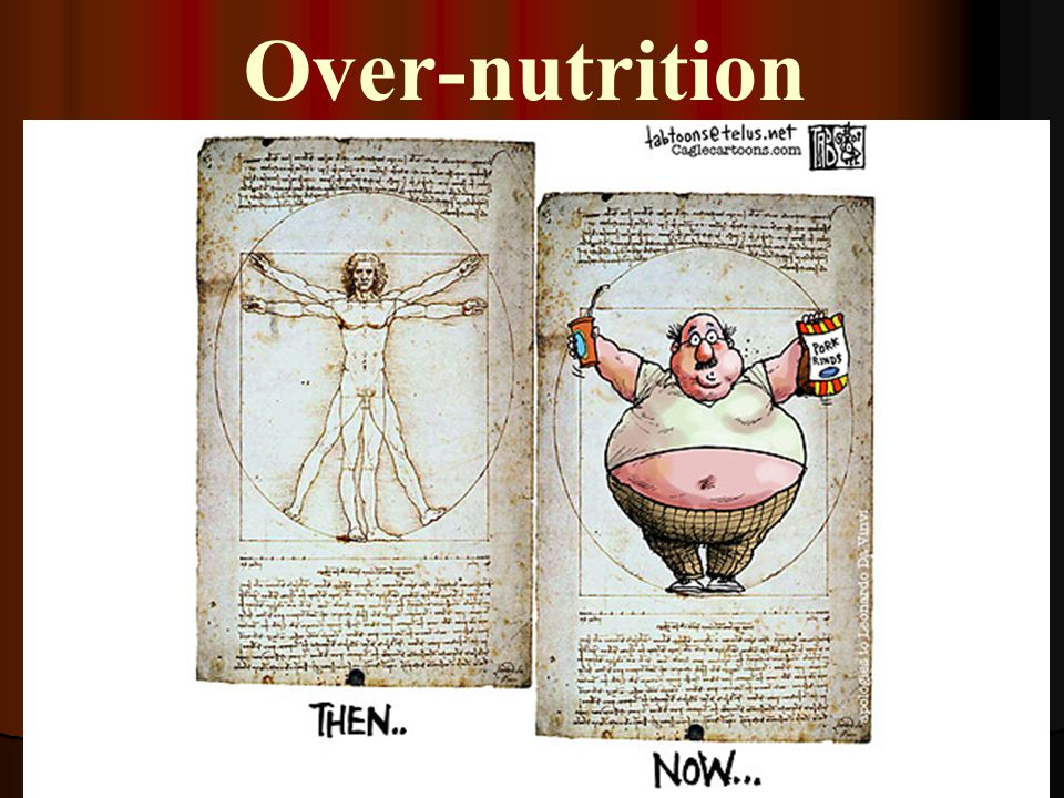 Over-nutrition