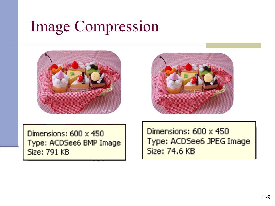 1-10 Image Enhancement เป็นการเพิ่มความถูกต้องให้กับภาพ มากกว่าภาพต้นฉบับ