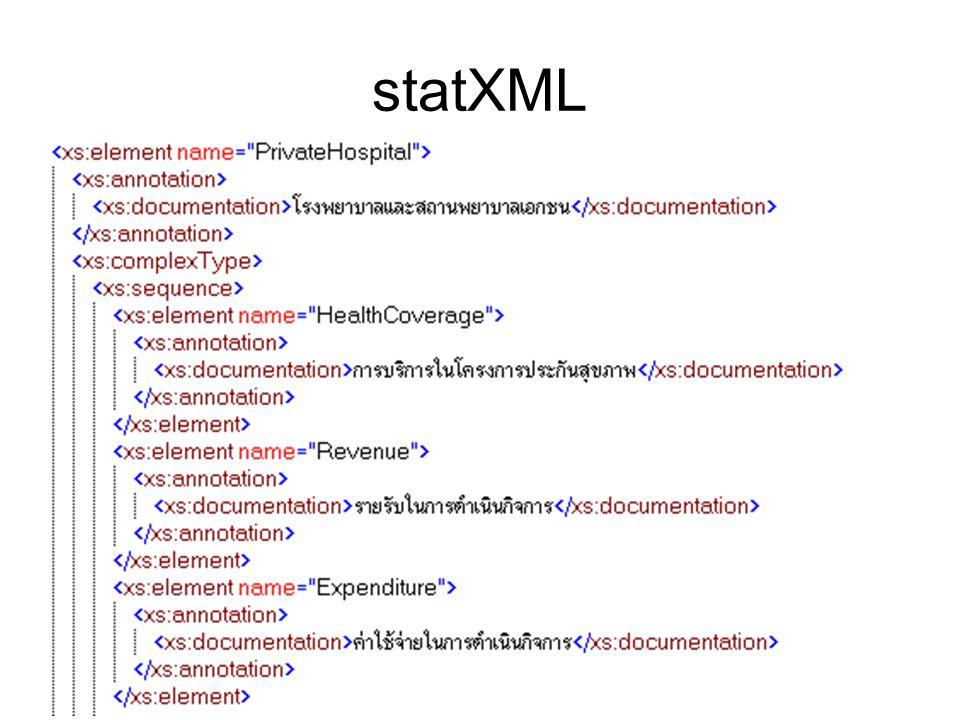 statXML