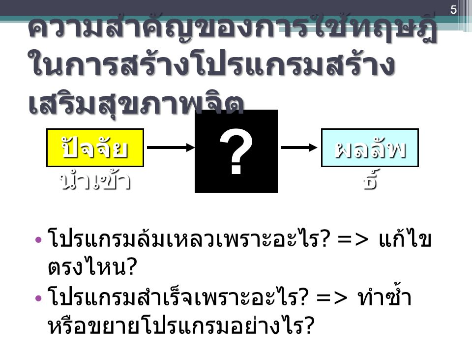 ทฤษฎีระดับบุคคล Health Belief Model Theory of Reasoned Action Transtheoretical Model and Stages of Change Precaution Adoption Process Model etc.
