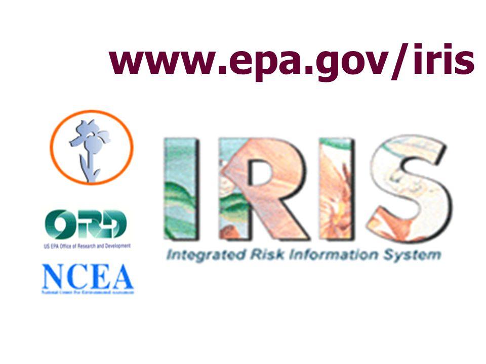 www.epa.gov/iris