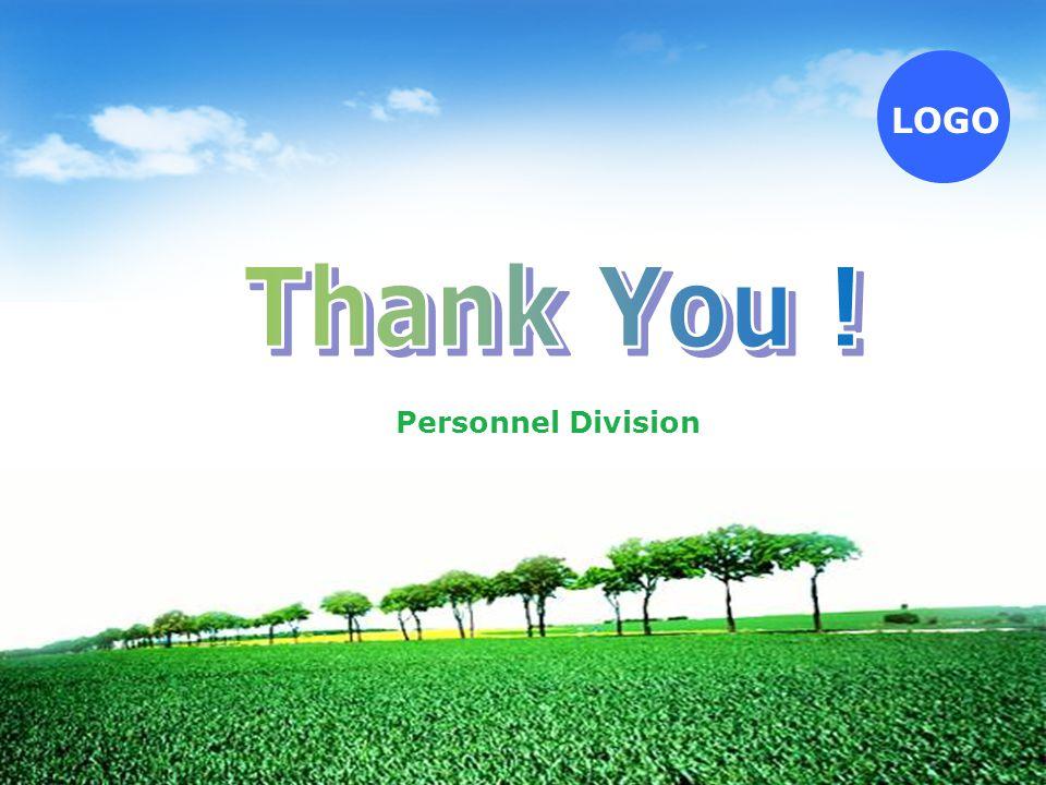 LOGO Personnel Division