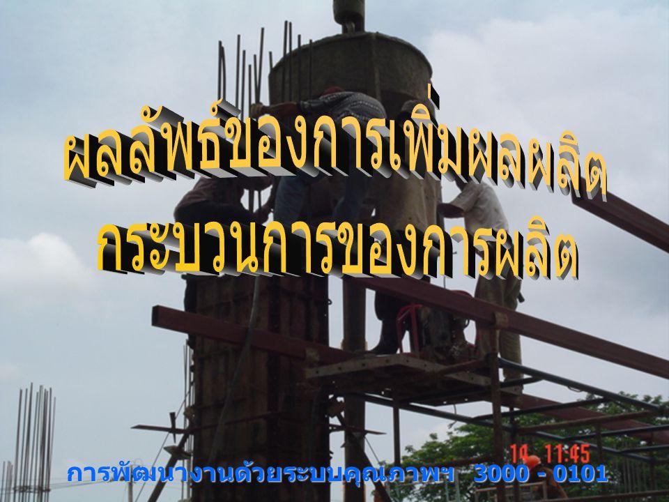 การพัฒนางานด้วยระบบคุณภาพฯ 3000 - 0101