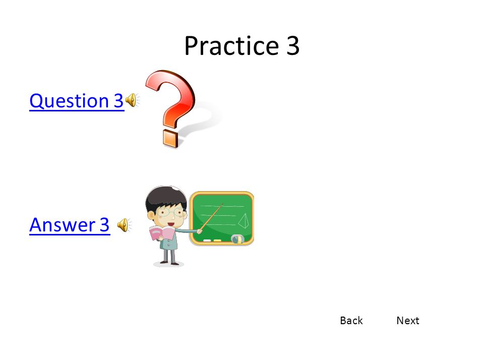 Practice 2 Question 2 Answer 2 BackNext