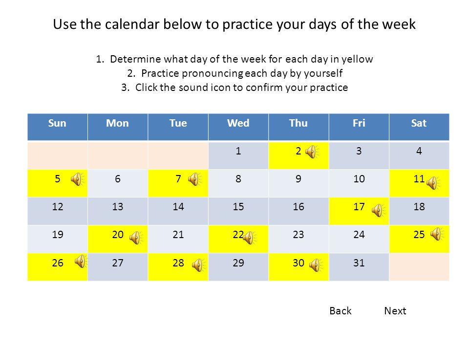 Days of the Week วันอาทิตย์ wan ʔaathít Sunday วันจันทร์ wan can Monday วันอังคาร wan ʔaŋkhaan Tuesday วันพุธ wan phút Wednesday วันพฤหัส wan pharʉ́