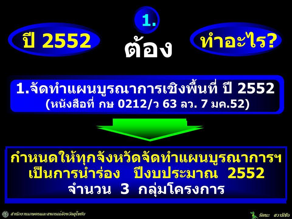 ระดับ กระทรวง บันทึก กษ.0212/ว9582 ลว.19ธค.51 มอบหมาย ทุกกรม 1.