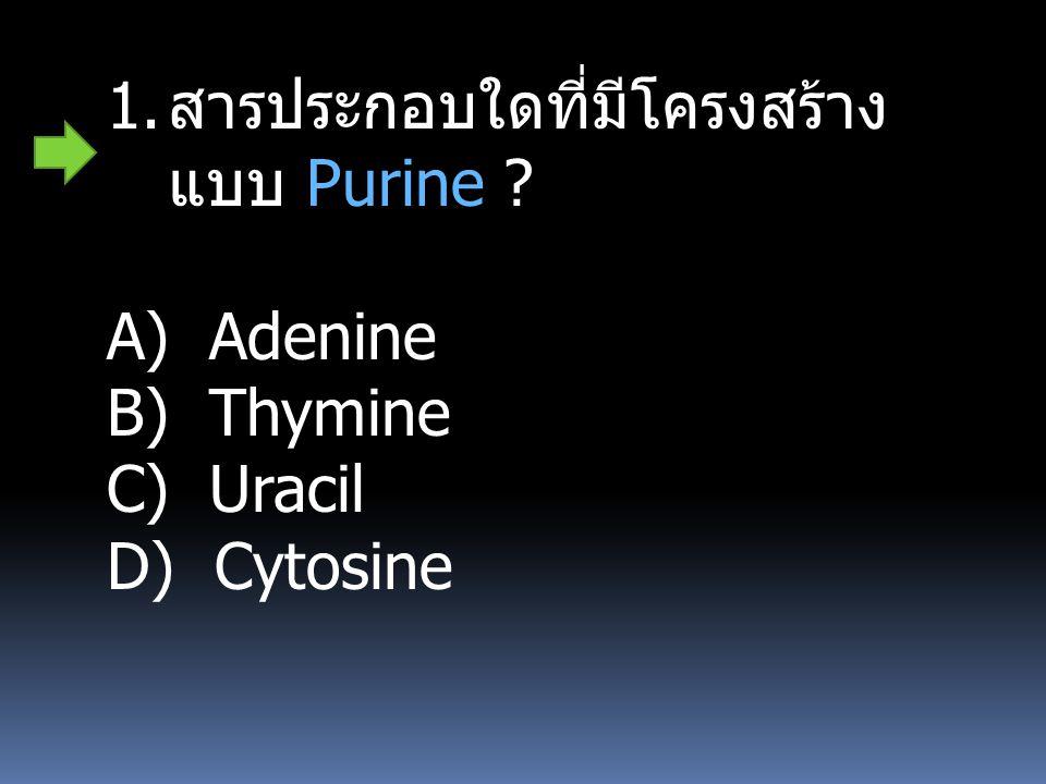 2-oxy-4-aminopyrimidine 11.สารประกอบในรูปนี้มีชื่อว่า อะไร .