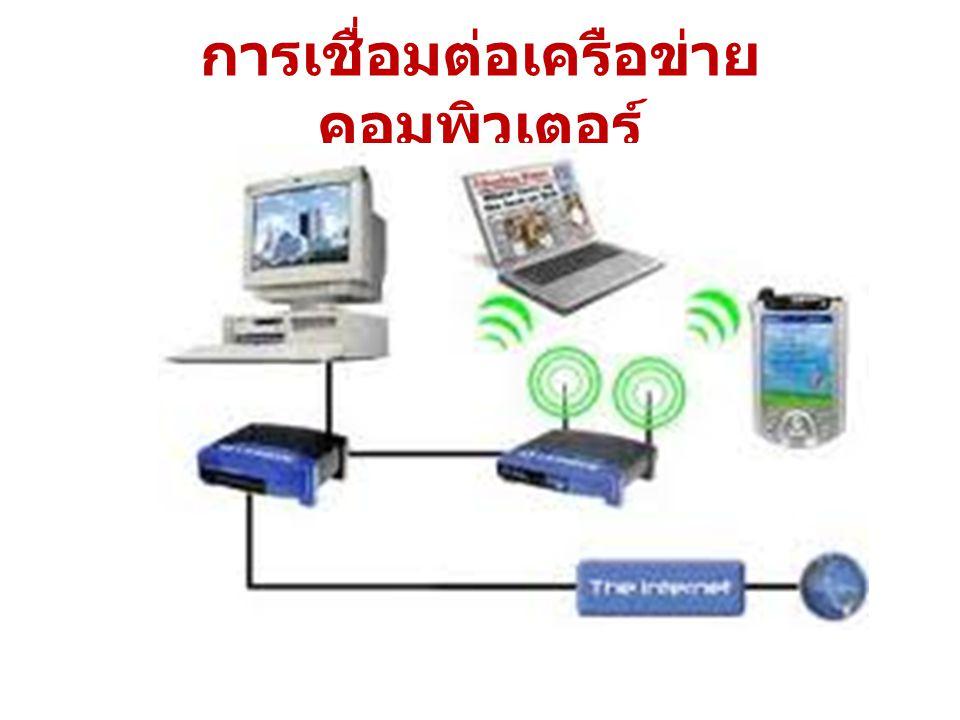 การตั้งค่า Wireless เพื่อการเชื่อมต่อ สัญญาณไร้สาย 4. Wireless > Advanced Wireless Settings