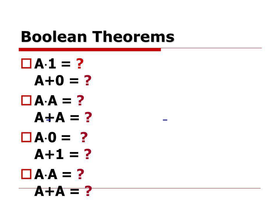 Practice  จงลดรูปสมการต่อไปนี้โดยการใช้พีชคณิต บูลีน 1. Solution