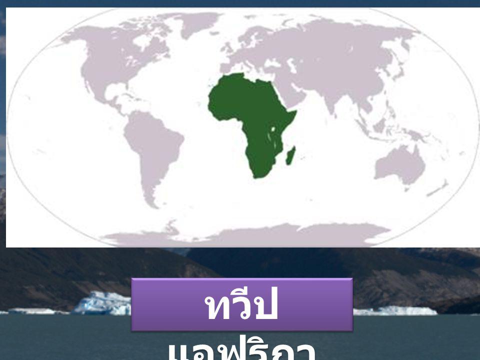 ทวีป แอฟริกา