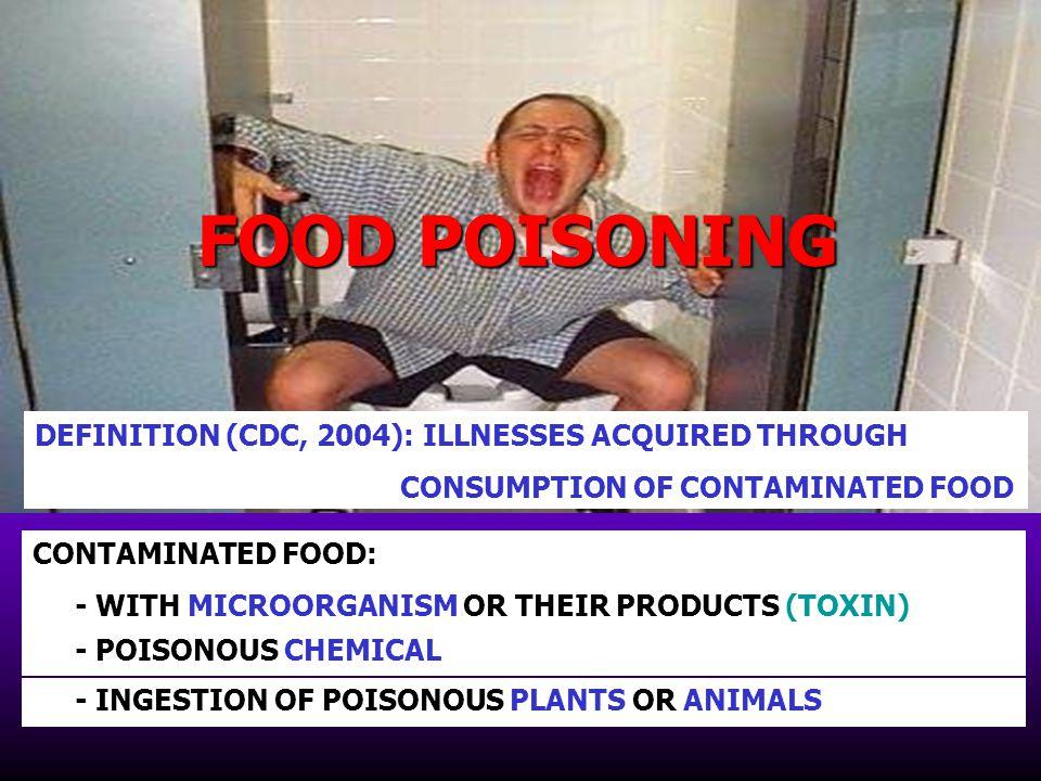 Cause of Food poisoning Bacteria Bacillus cereus Brucella Campylobacter jejuni Clostridium botulinum Clostridium perfringens Escherichia coli Salmonellosis Shigella spp.