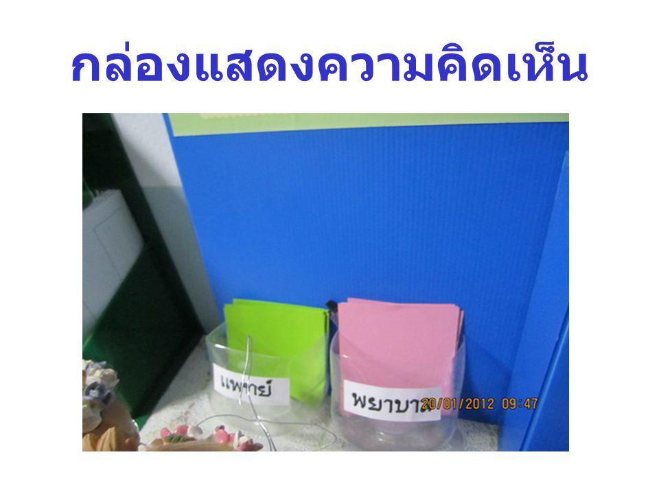 กล่องแสดงความคิดเห็น