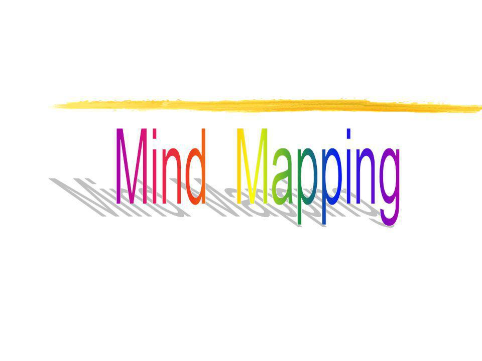 Mind map Mind map แนวคิดนี้ได้เริ่ม จาก ลีโอนาร์โด ดาวินชี ต่อมา ในปี พ.