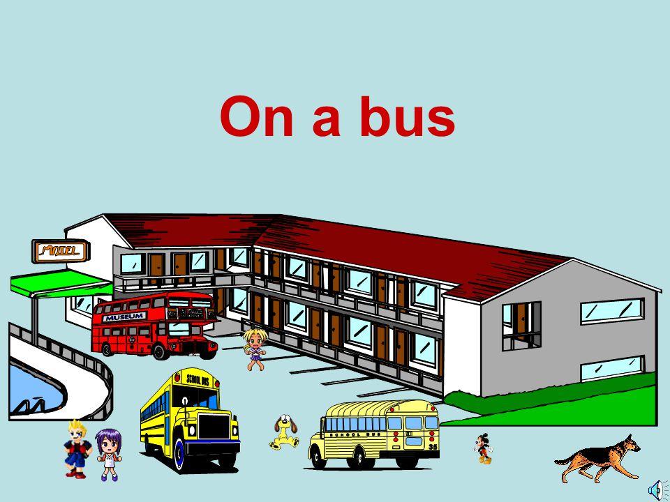 bus-stop's บัสสต็อบส์ ที่หยุดรถโดยสารประจำทาง