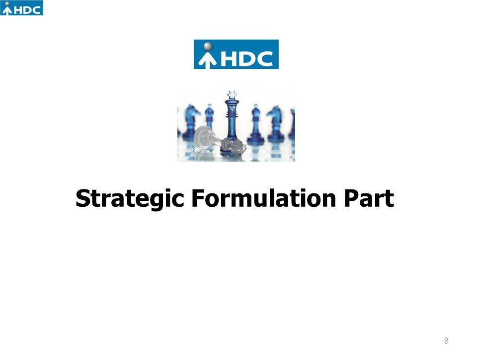 8 Strategic Formulation Part