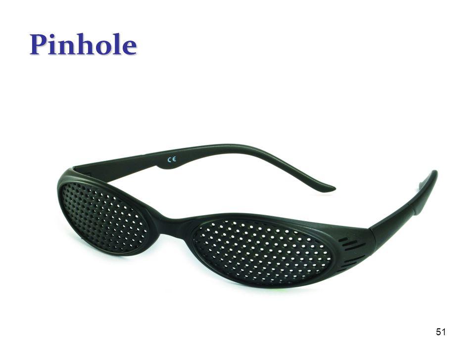 51 Pinhole