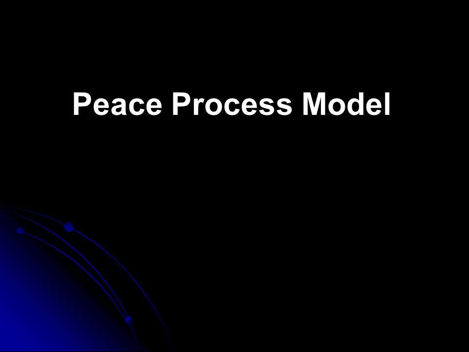 Peace Process Model