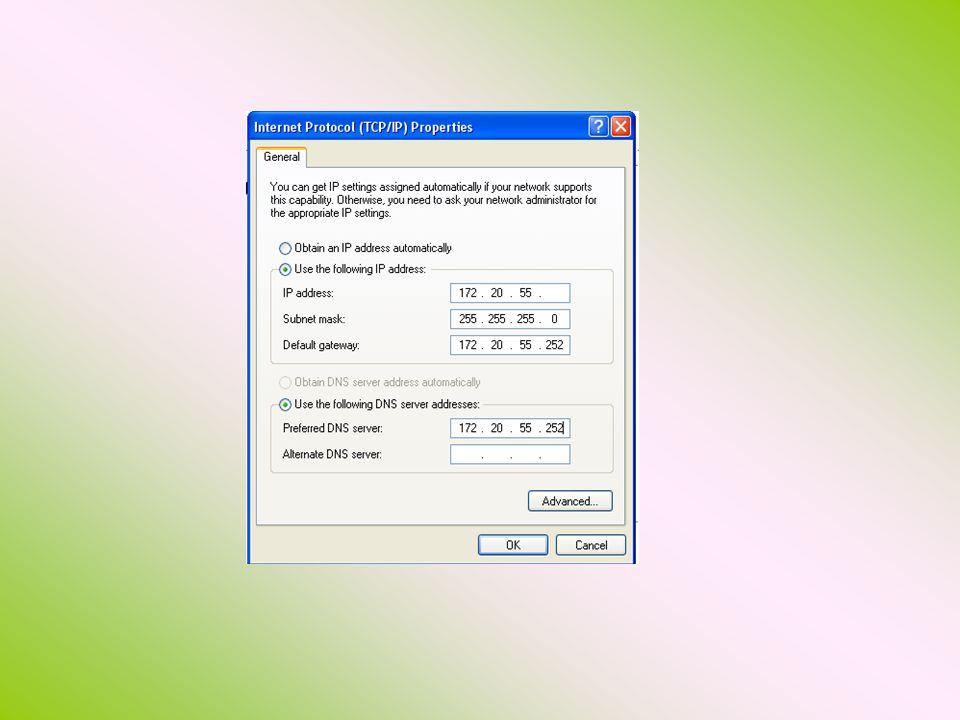 การสังเกตการเข้าโปรแกรม Hosxp ไม่ได้ 172.20.5 5.xx