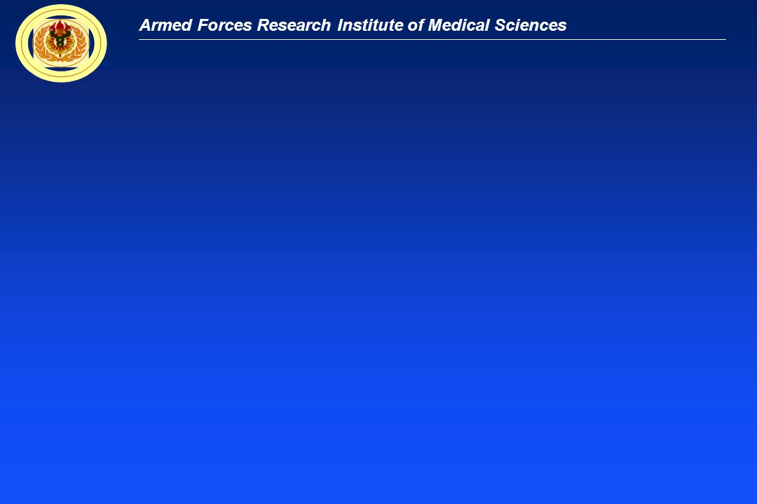 Armed Forces Research Institute of Medical Sciences