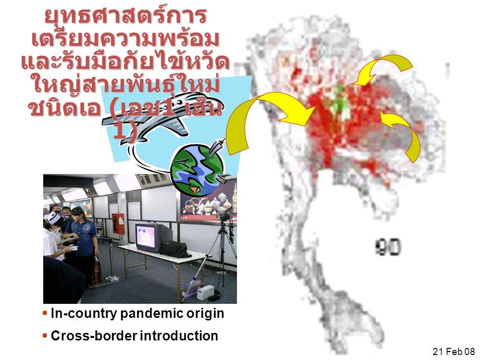 ปรับความคาดหมายให้ ตรงความจริง ล้อมรั้วทั่ว ไทย ปลอดภัย จากโรค เชื้อโรคเข้าไทย ไม่ ผิคจากคาด ไทยไม่ ประมาท มาตรการ เข้มแข็ง ทุกคนร่วม แรง ลดผลกระทบ