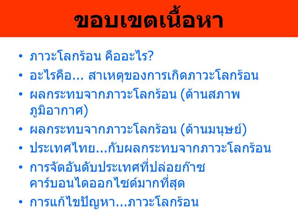 ประเทศไทย...