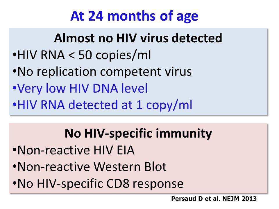 Timeline for EID and early HIV treatment and care for infants born to HIV+ mothers 0 1 mo 2 mo 4 mo ……........12-18 mo age Standard risk AZT PCR 1PCR 2HIV antibody AZT+3TC+LPV/r PCR+ at 1 mo PCR+ at 2 mo PCR+ at 4 mo High risk PCR 1PCR 2PCR 3HIV antibody AZT/3TC/NVP * ให้เก็บเลือดทารกทุกรายที่คลอดจากแม่ติดเชื้อเอชไอวีใส่กระดาษกรองไว้ (dried blood spot) เหมือนตรวจคัดกรองไทรอยด์เมื่อแรกเกิด และส่งเลือดไปที่กรมวิทยาศาสตร์ทางการแพทย์ พร้อมการส่งตรวจคัดกรองไทรอยด์ ในกรณีที่เด็กติดเชื้อเอชไอวีจากผล PCR ที่ 1-2 เดือน หาก มีเลือดเก็บไว้ที่แรกเกิดทางกรมวิทยาศาสตร์ทางการแพทย์จะตรวจ DNA PCR เพิ่มเติมให้เพื่อ วินิจฉัยว่าเป็นการติดเชื้อตั้งแต่ในครรภ์หรือระหว่างคลอด ซึ่งอาจมีผลต่อแผนการรักษาในอนาคต