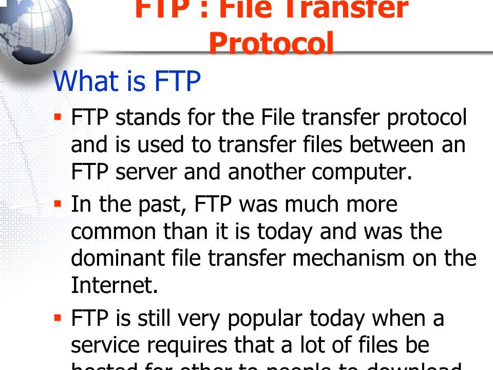 คำแนะนำในการคอนฟิก vsftp ข้อความส่วนต้นของไฟล์ /etc/vsftpd/vsftpd.conf แนะนำดังนี้ : # Example config file /etc/vsftpd/vsftpd.conf # # The default compiled in settings are fairly paranoid.