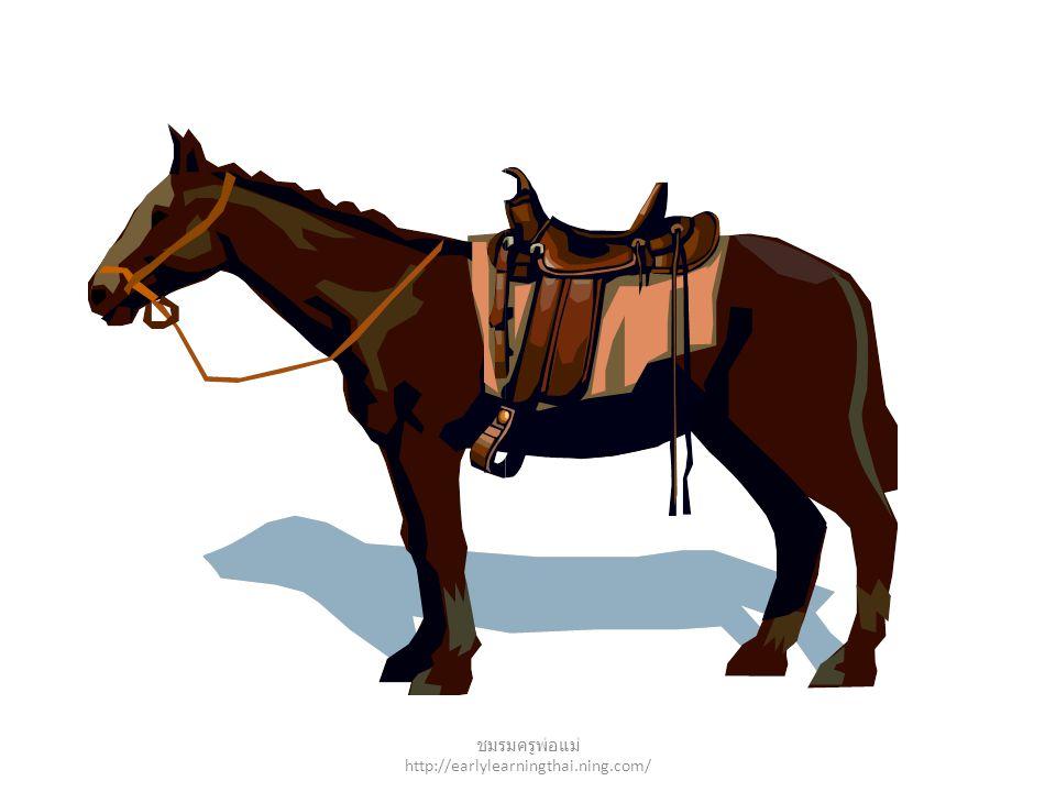 horse ชมรมครูพ่อแม่ http://earlylearningthai.ning.com/