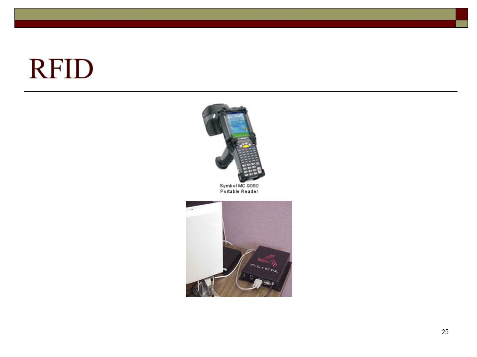 25 RFID