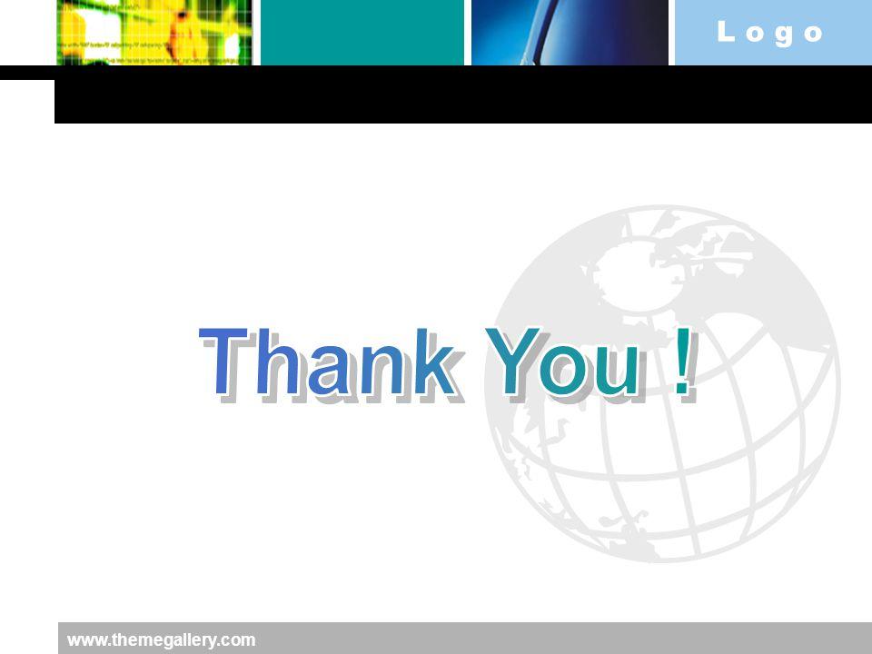 L o g o www.themegallery.com