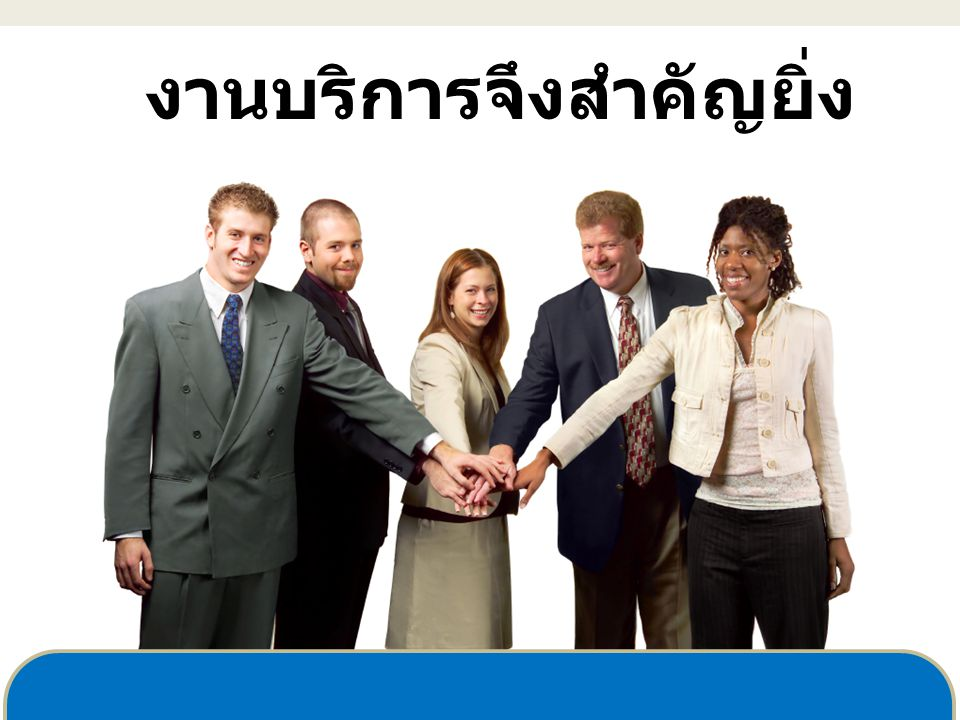 Page  4 3 CES ที่มิอาจหลีกเลี่ยงได้ Change Competitor Customer Efficiency Effective Excellent Survive Sustain Service